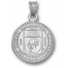 """George Washington Colonials """"Seal"""" Pendant - Sterling Silver Jewelry"""