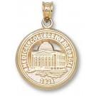 "Medical College of Georgia ""Building"" Pendant - 10KT Gold Jewelry"