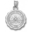 """Penn State Nittany Lions New """"Seal"""" Pendant - Sterling Silver Jewelry"""
