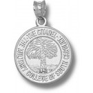 "Citadel Bulldogs ""Seal"" Pendant - Sterling Silver Jewelry"