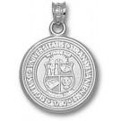 "Transylvania Pioneers ""Seal"" 5/8"" Pendant - Sterling Silver Jewelry"