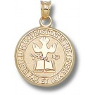 """Tufts Jumbos """"Seal"""" Pendant - 14KT Gold Jewelry"""