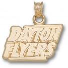 "Dayton Flyers ""Dayton Flyers"" Pendant - 14KT Gold Jewelry"