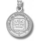 "Minnesota Golden Gophers ""Seal"" Pendant - Sterling Silver Jewelry"