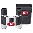 Nebraska Cornhuskers 8 X 22 Compact Binoculars