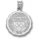 """Pennsylvania Quakers """"Seal"""" Pendant - Sterling Silver Jewelry"""