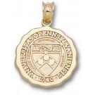 "Pennsylvania Quakers ""Seal"" Pendant - 14KT Gold Jewelry"