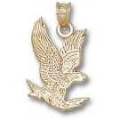 "Air Force Academy Falcons ""Falcon"" 3/4"" Pendant - 14KT Gold Jewelry"