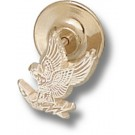 "Air Force Academy Falcons ""Falcon"" 1/2"" Lapel Pin - 10KT Gold Jewelry"