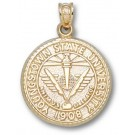 """Youngstown State Penguins """"Seal"""" Pendant - 14KT Gold Jewelry"""