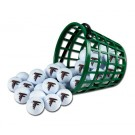 Atlanta Falcons Golf Ball Bucket (36 Balls)