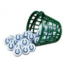 Indianapolis Colts Golf Ball Bucket (36 Balls)
