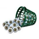 Boston Bruins Golf Ball Bucket (36 Balls)