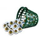 Chicago Blackhawks Golf Ball Bucket (36 Balls)