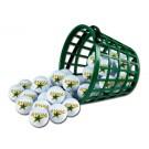 Dallas Stars Golf Ball Bucket (36 Balls)