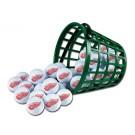 Detroit Red Wings Golf Ball Bucket (36 Balls)