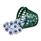 Edmonton Oilers Golf Ball Bucket (36 Balls)