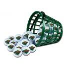 Minnesota Wild Golf Ball Bucket (36 Balls)