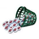 New Jersey Devils Golf Ball Bucket (36 Balls)