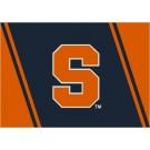 "Syracuse Orangemen ""S"" 2'8""x 3'10"" Team Spirit Area Rug"