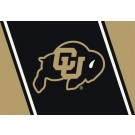"Colorado Buffaloes 5'4""x 7' 8"" Team Spirit Area Rug"