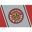"Louisiana (Lafayette) Ragin' Cajuns 22"" x 33"" Team Door Mat"