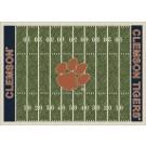 "Clemson Tigers 5' 4"" x 7' 8"" NCAA Home Field Area Rug"