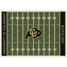 "Colorado Buffaloes 5' 4"" x 7' 8"" NCAA Home Field Area Rug"
