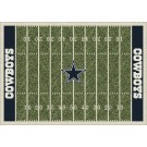 "Dallas Cowboys 5' 4"" x 7' 8"" NFL Home Field Area Rug"