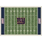 "New York Giants 5' 4"" x 7' 8"" NFL Home Field Area Rug"