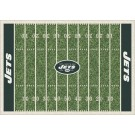 "New York Jets 5' 4"" x 7' 8"" NFL Home Field Area Rug"