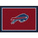 "Buffalo Bills 5' 4"" x 7' 8"" Team Spirit Area Rug (Red)"