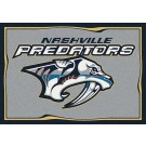 "Nashville Predators 2' 8"" x 3' 10"" Team Spirit Area Rug"