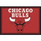 "Chicago Bulls 2' 8"" x 3' 10"" Team Spirit Area Rug"