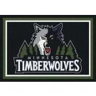 "Minnesota Timberwolves 2' 8"" x 3' 10"" Team Spirit Area Rug"