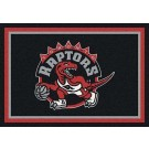 "Toronto Raptors 2' 8"" x 3' 10"" Team Spirit Area Rug"