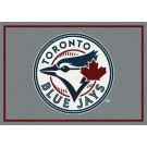 "Toronto Blue Jays 5' 4"" x 7' 8"" Team Spirit Area Rug"