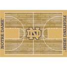 "Notre Dame Fighting Irish 5' 4"" x 7' 8"" Home Court Area Rug"