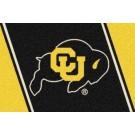 Colorado Buffaloes 5' x 8' Team Door Mat