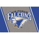 """Air Force Academy Falcons 33"""" x 45"""" Team Door Mat"""