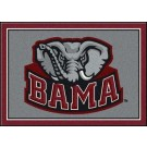 "Alabama Crimson Tide ""BAMA"" 22"" x 33"" Team Door Mat"