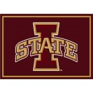 "Iowa State Cyclones ""Iowa State"" 22"" x 33"" Team Door Mat"