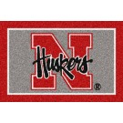 "Nebraska Cornhuskers 22"" x 33"" Team Spirit Door Mat"