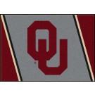 """Oklahoma Sooners 22"""" x 33"""" Team Door Mat"""