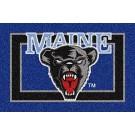 """Maine Black Bears """"Bear Face"""" 22"""" x 33"""" Team Door Mat"""