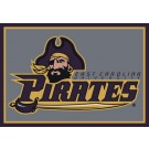East Carolina Pirates 5' x 8' Team Door Mat