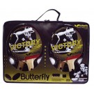 """Butterfly """"Victory"""" 4-Player Table Tennis Racket and Ball Set"""