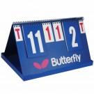 Butterfly League Scorer Scoreboard