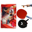 Butterfly 201 Shakehand Table Tennis Paddle