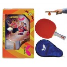 Butterfly 401 Shakehand Table Tennis Paddle
